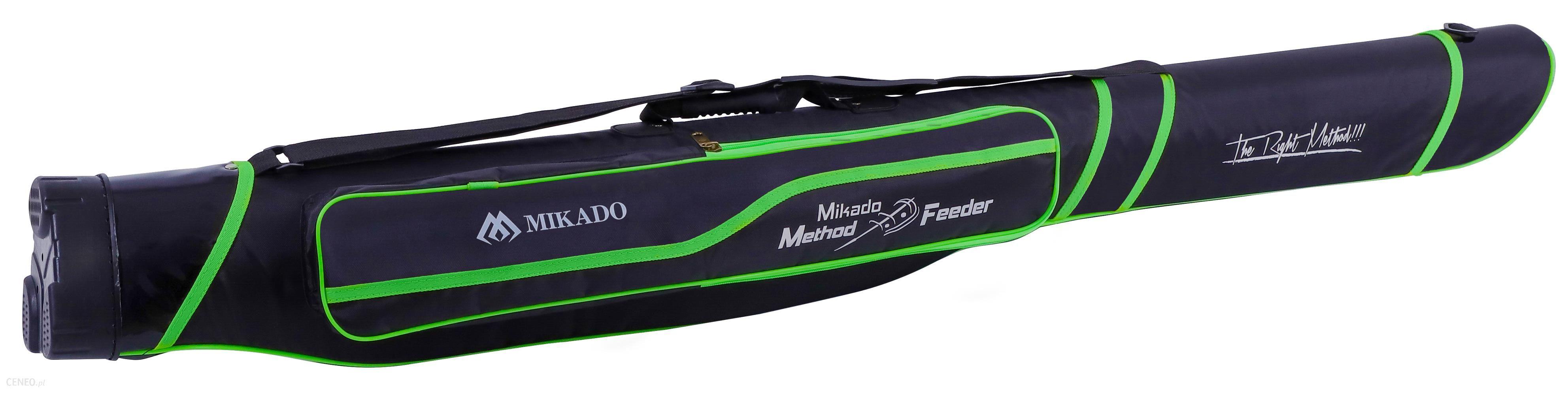 Mikado Pokrowiec Method Feeder 2 Komorowy 135Cm