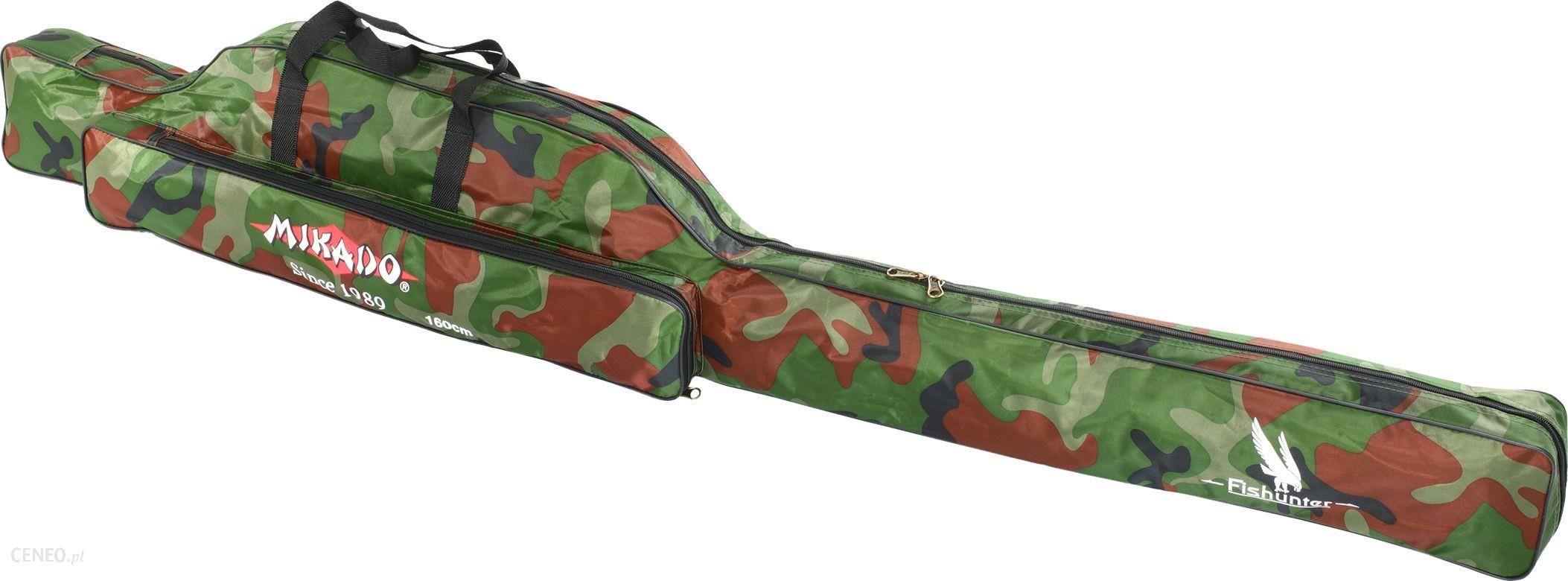 Mikado Pokrowiec Wędk. 1 Komorowy 100Cm Camouflage