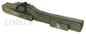 Mikado pokrowiec wędk. 2 komorowy 120 cm / zielony