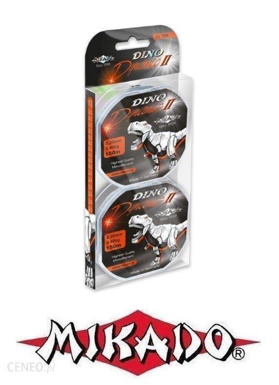 Mikado Żyłka Dino Dynamic Ii 0