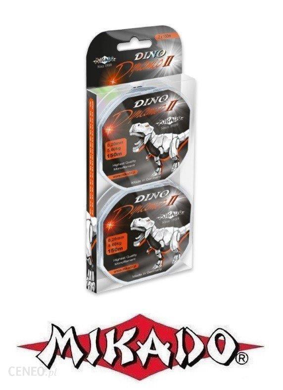 Mikado Żyłka Dino Dynamic Ii 150M 0