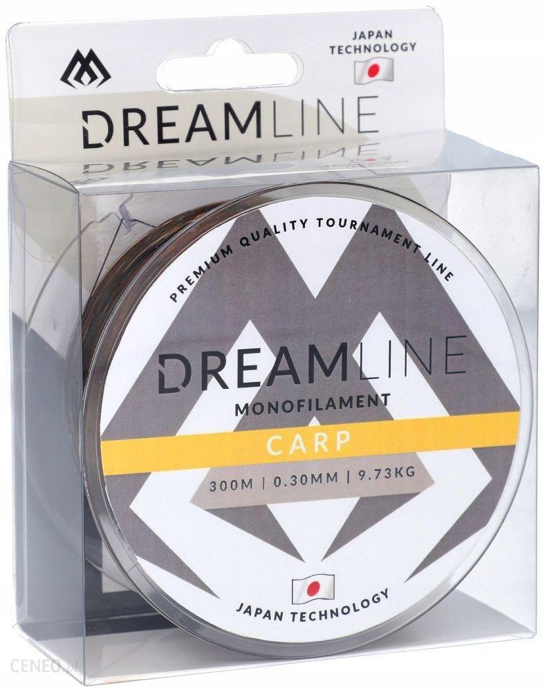 Mikado Żyłka Dreamline Carp 0.28mm/300m - Camo