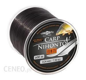 Mikado Żyłka Nihonto Carp 030 600M ZNK6 030