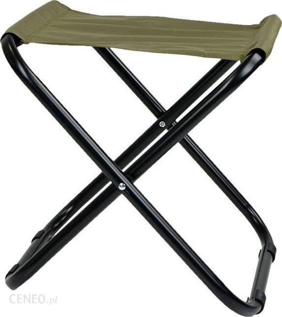 Mil-Tec Krzesło Turystyczne Składane Olive Uniwersalny