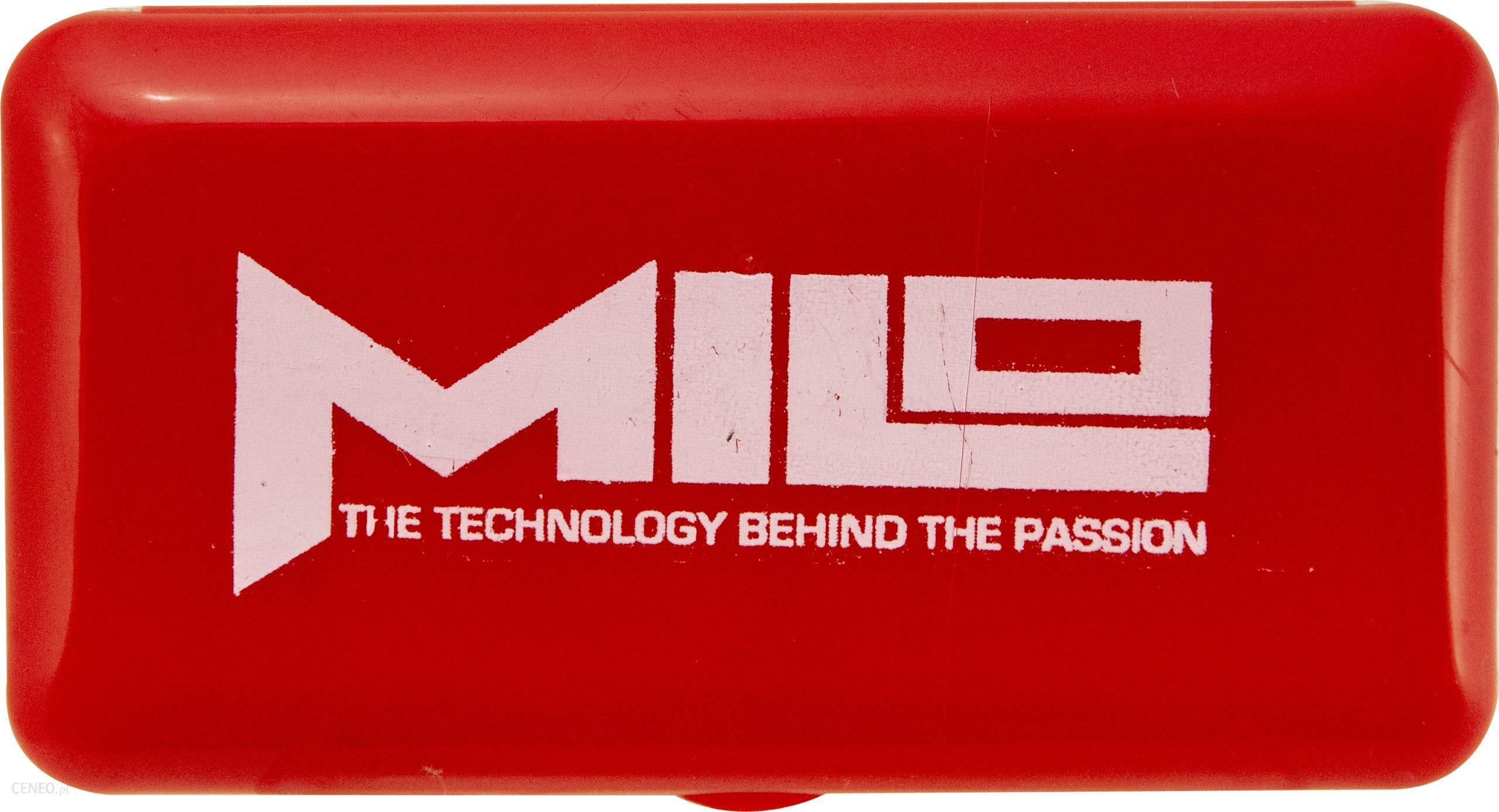 Milo Pudełko Na Przypony Ami Pro 14Cm Rosso 893Vv0097 Cr
