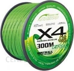 Mistrall Plecionka Shiro Silk Braided Line X4 0