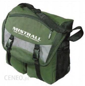 Mistrall Torba Green 34/15/32Cm
