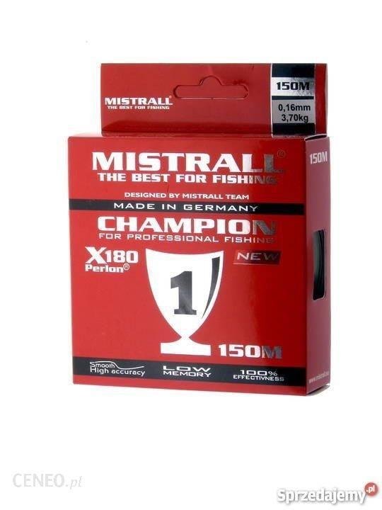 Mistrall Uniwersalna Żyłka Champion 150M 0.20Mm