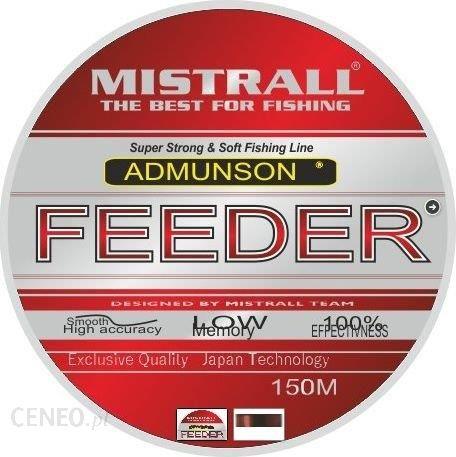 Mistrall Żyłka Admunson Feeder 150M 0