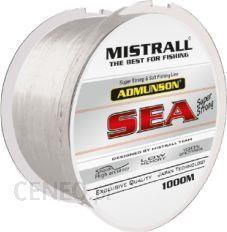 Mistrall Żyłka Admunson SEA transparent 1000m 0