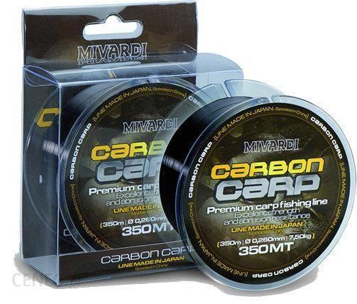 Mivardi Carbon Carp Żyłka 0