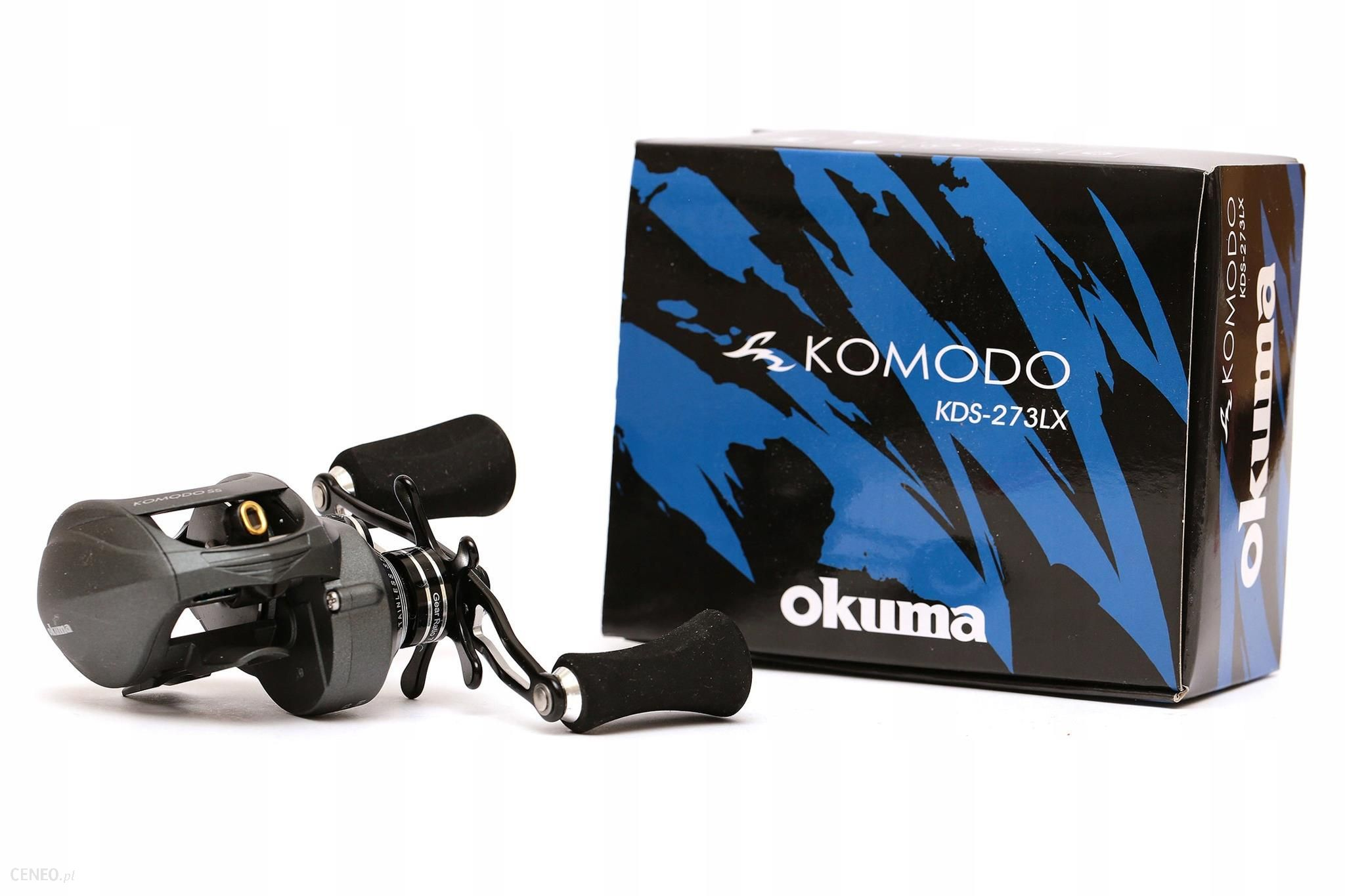 Mocny Multiplikator Okuma Komodo KDS-273 LX