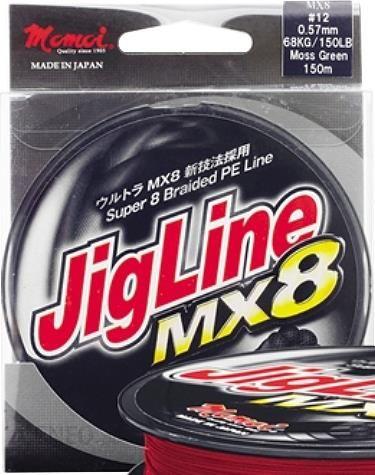 momoi Jigline MX8 150m 0