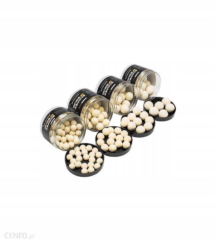 NASH KULKI SCOPEX SQUID POP UPS WHITE 20MM (75G) B6842