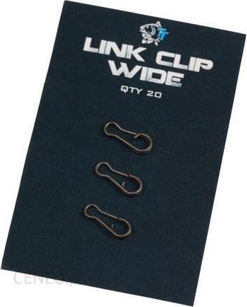 Nash Link Clip Wide (T8075)