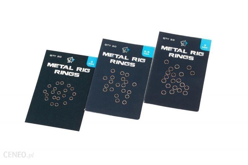 Nash Metal Rig Rings 3
