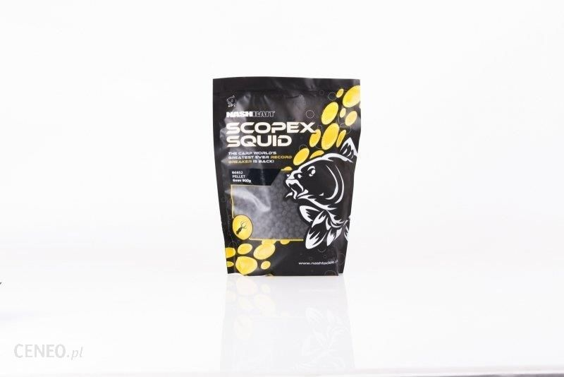 Nash Scopex Squid 6Mm Feed Pellets 900