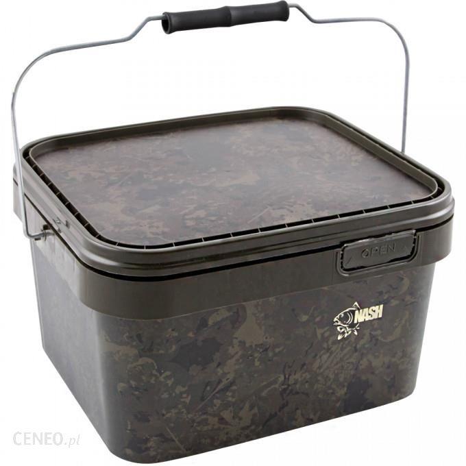Nash Wiadro Rectangular Bucket 5L (B4009)