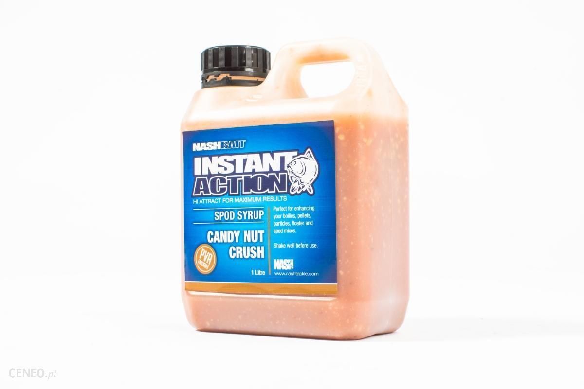 Nash Zalewa Candy Nut Crush Spod Syrup 1L