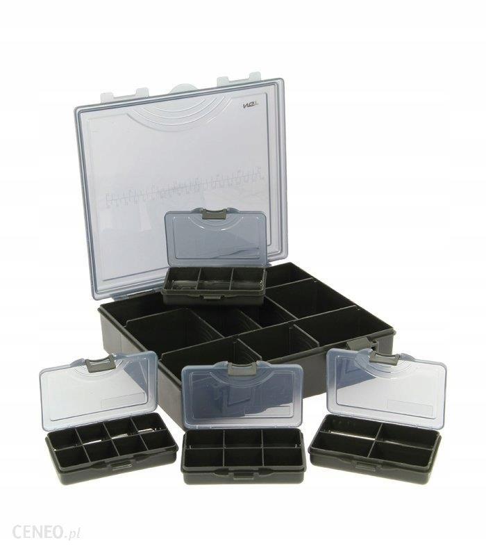 Ngt Pudełko Na Akcesoria Tackle Box System 4+1