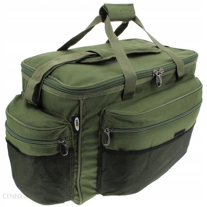 NGT TORBA Green Large Carryall