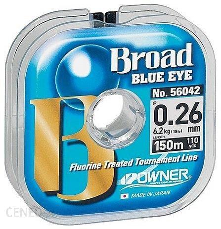 owner Żyłka broad blue eye 0