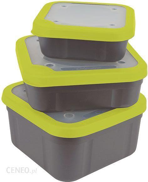P Matrix Bait Boxes Grey/Lime (Gbt013)