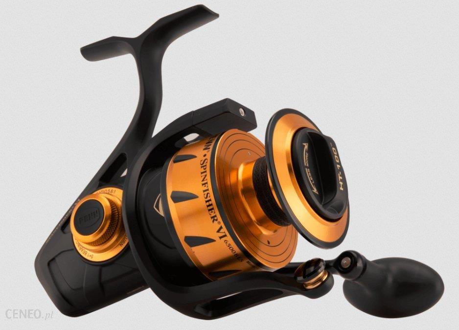 Penn Kołowrotek Spinfisher Vi 8500 Spin Bx