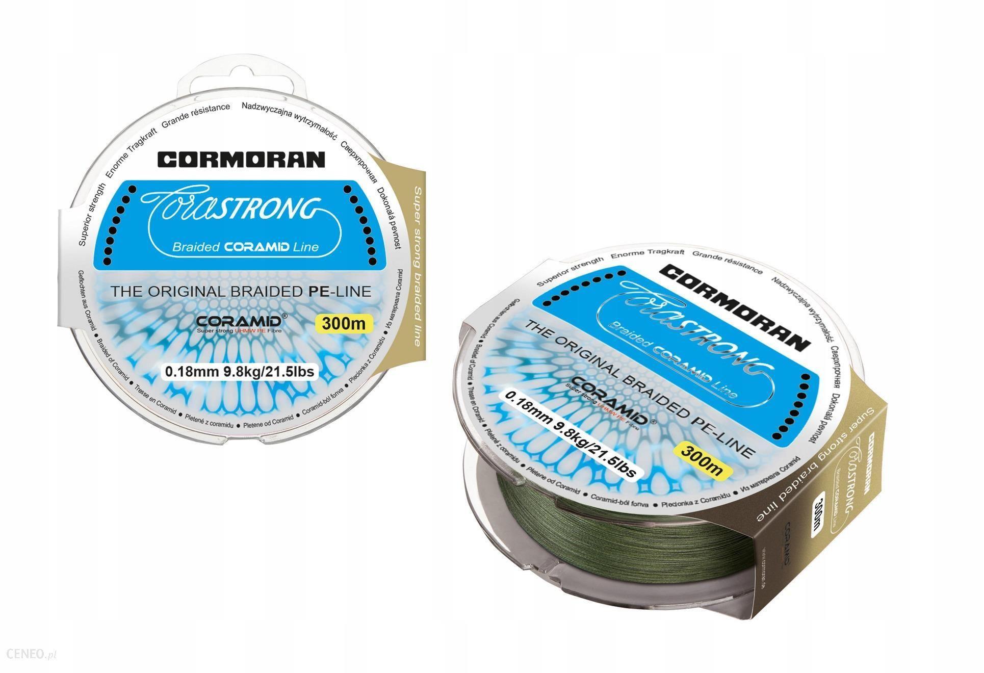 PLECIONKA CORMORAN CORASTRONG 300M-0