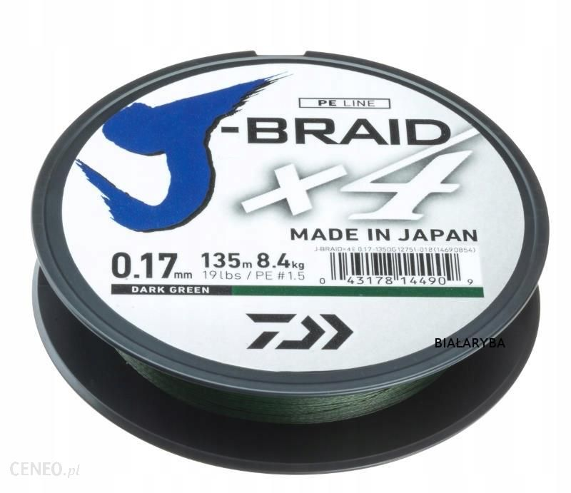 Plecionka Daiwa J Braid X4 0