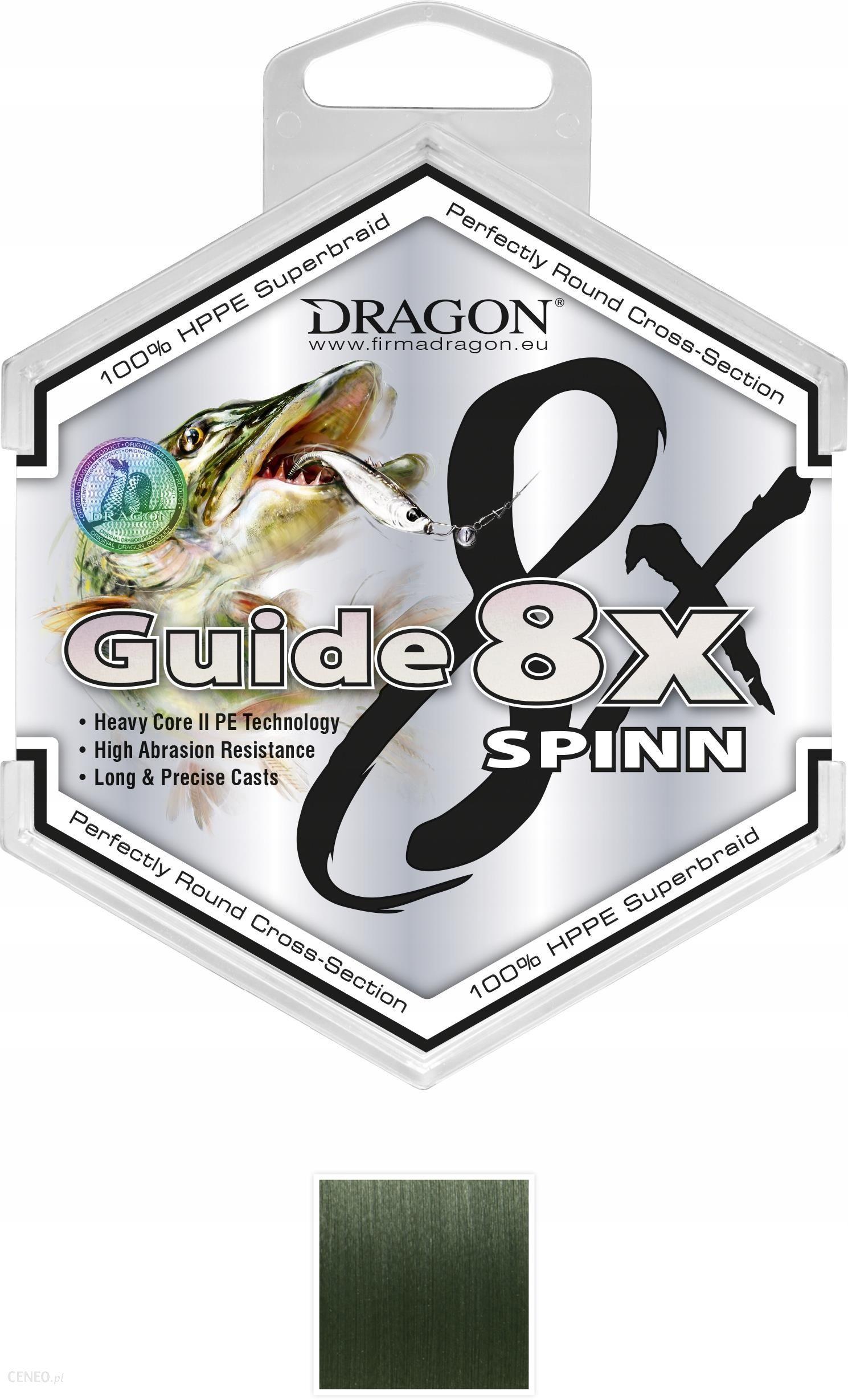 PLECIONKA DRAGON GUIDE 8X 0