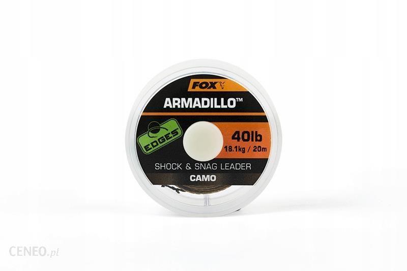 Plecionka Edges Camo Armadillo 50lb 20m Fox