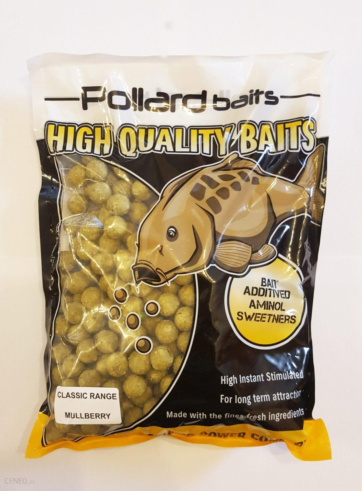 Pollard Baits Kulki Proteinowe Classic Range Mullberry 16Mm 2Kg Morwa
