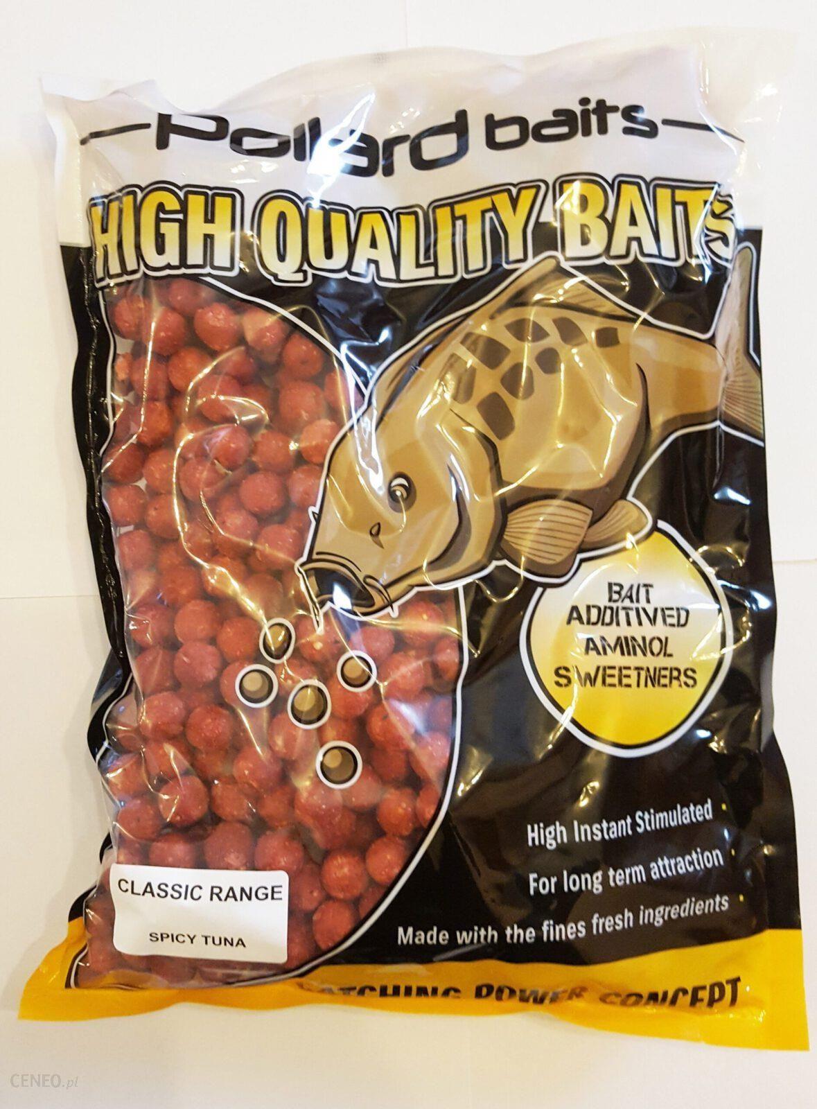Pollard Baits Kulki Proteinowe Classic Range Spicy Tuna 16Mm 2Kg Ostry Tuńczyk