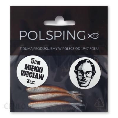 Polsping Przynęta Gumowa Miękki Wacław 5Cm 30
