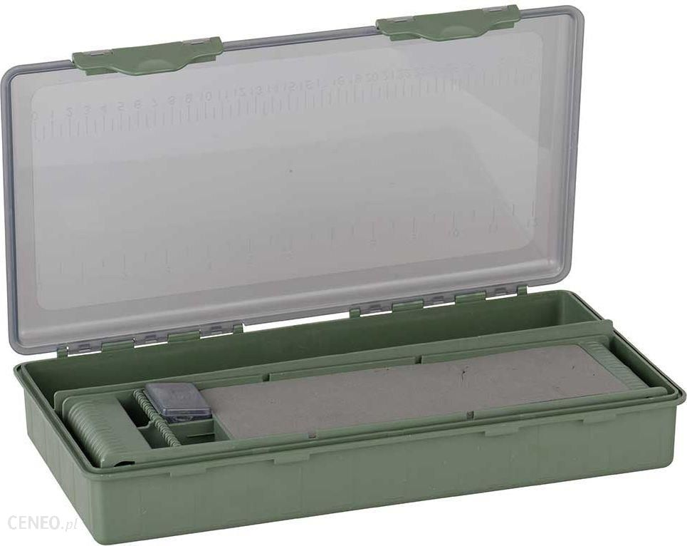 Prologic Cruzade Tackle Box (34.5X19.5.6.5Cm) (54995)