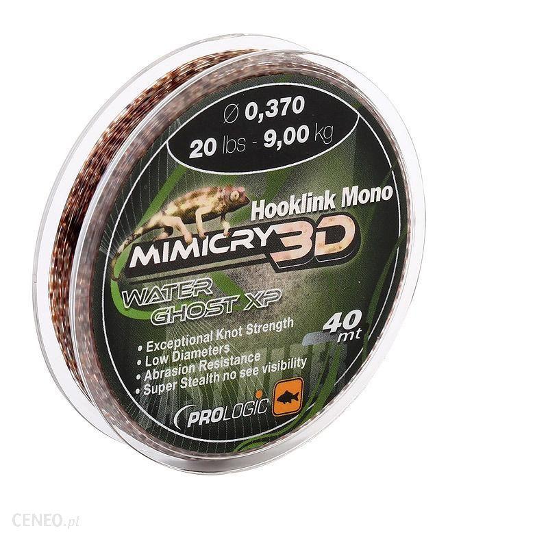 Prologic Hooklink Mono Mirage Xp 40 m 9 kg 0