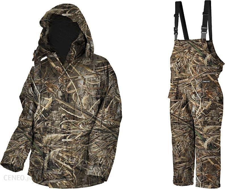 Prologic Odzież wędkarska Max5 Comfort Thermo Suit Brązowa XL (48045)