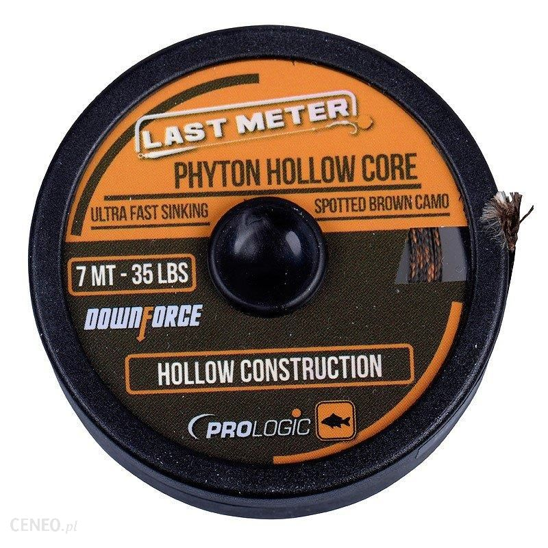 Prologic Plecionka Przyponowa 7 M 45 Lbs Phyton Hollow Core