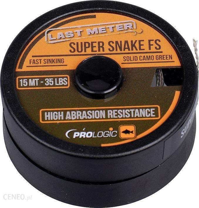 Prologic Plecionka Super Snake FS 15m 25lbs
