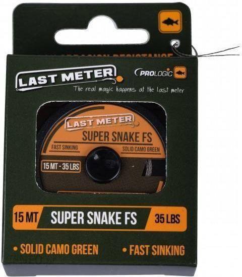 Prologic Plecionka Super Snake FS 15m 35lbs