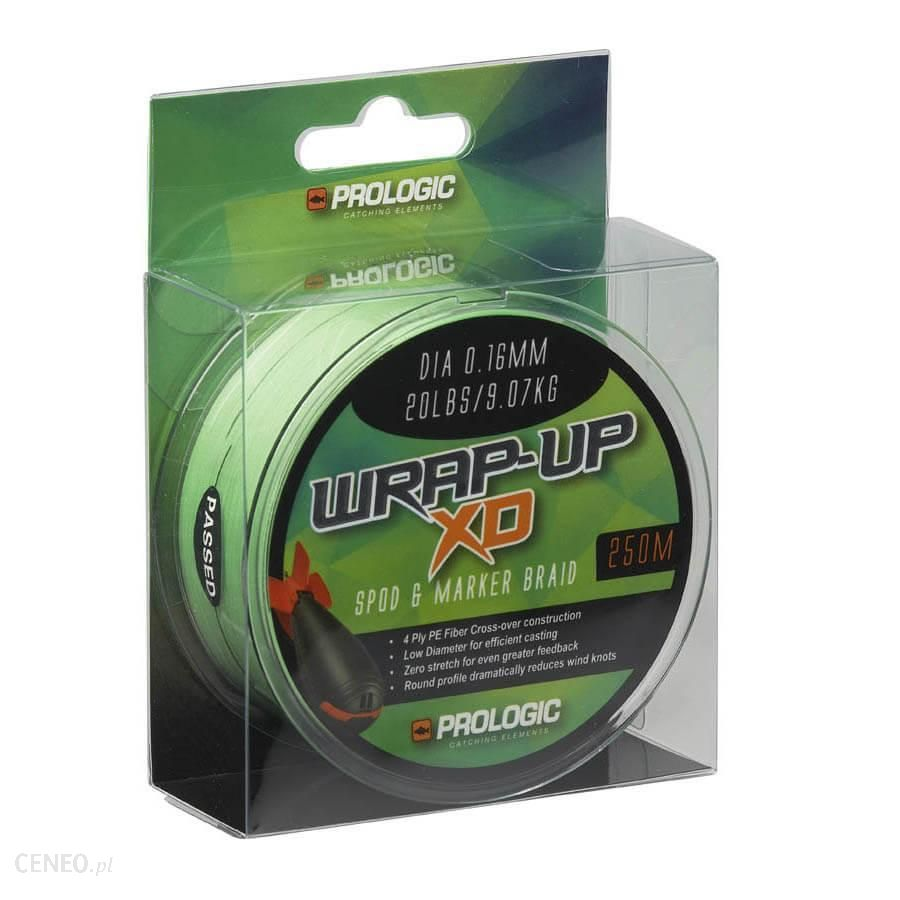 Prologic Plecionka Wrap-Up Xd Spod 0