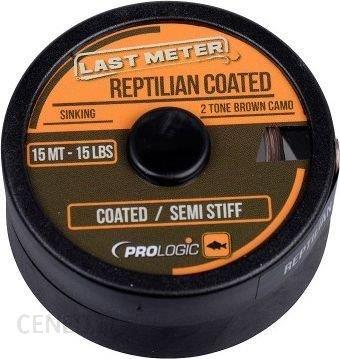 Prologic Reptilian Coated 15M 15Lbs (50092)