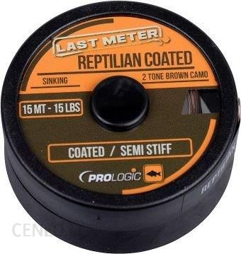 Prologic Reptilian Coated 15M 35Lbs (50094)