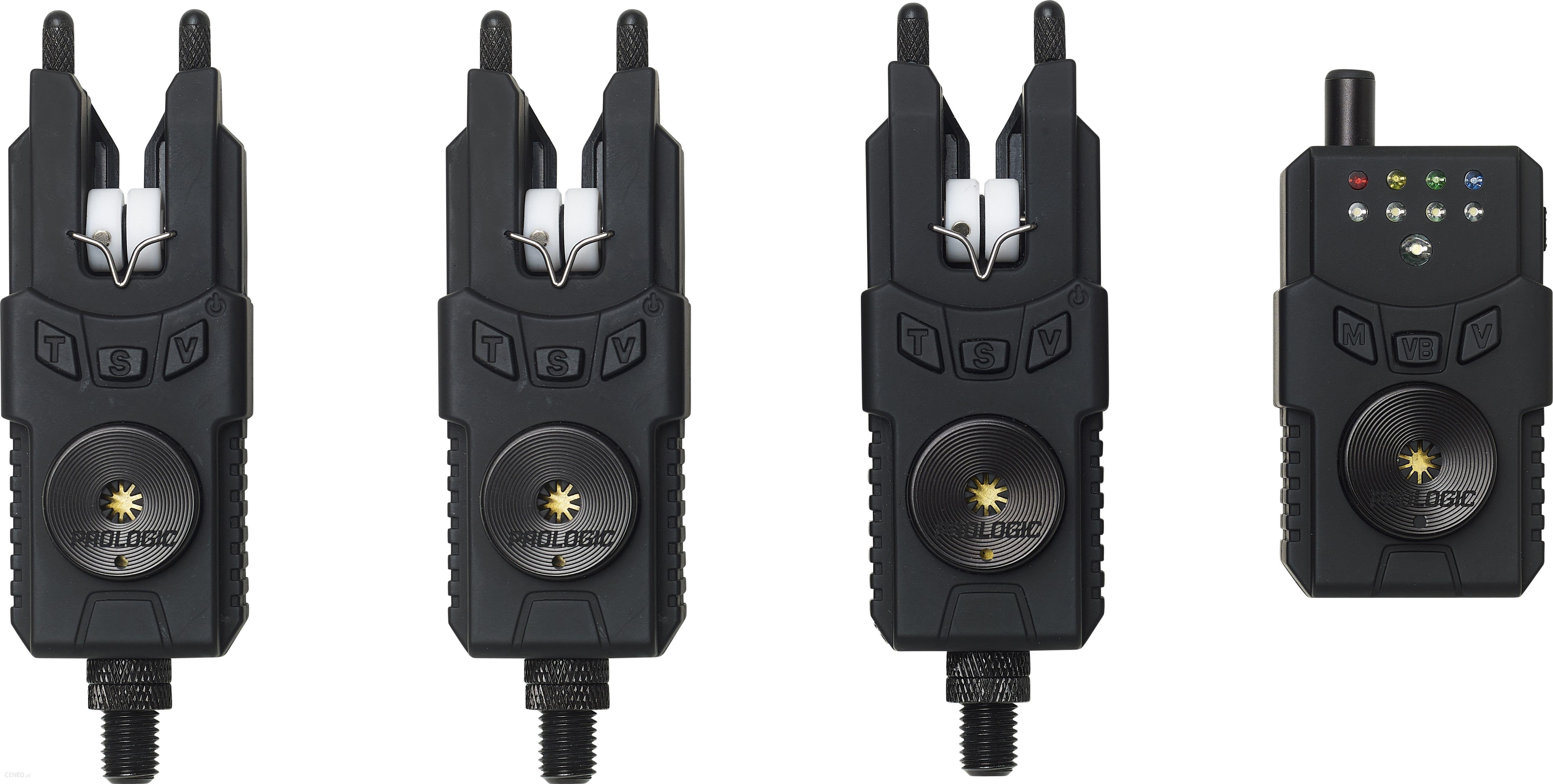 Prologic Sygnalizatory Custom Smx Mkii 3+1 Czerwony/Żółty/Zielony (64135)