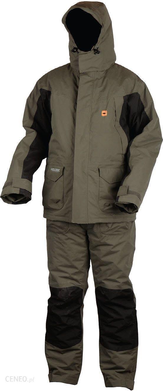 Prologic Zestaw Wędkarski Highgrade Thermo Suit Khaki R L (55625)