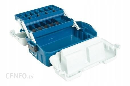 Pudełko wędkarskie Mistrall 390/250/160mm 2 tacki