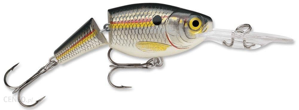 Rapala Wobler Jointed Shad Rap Jsr04 Sd 4Cm