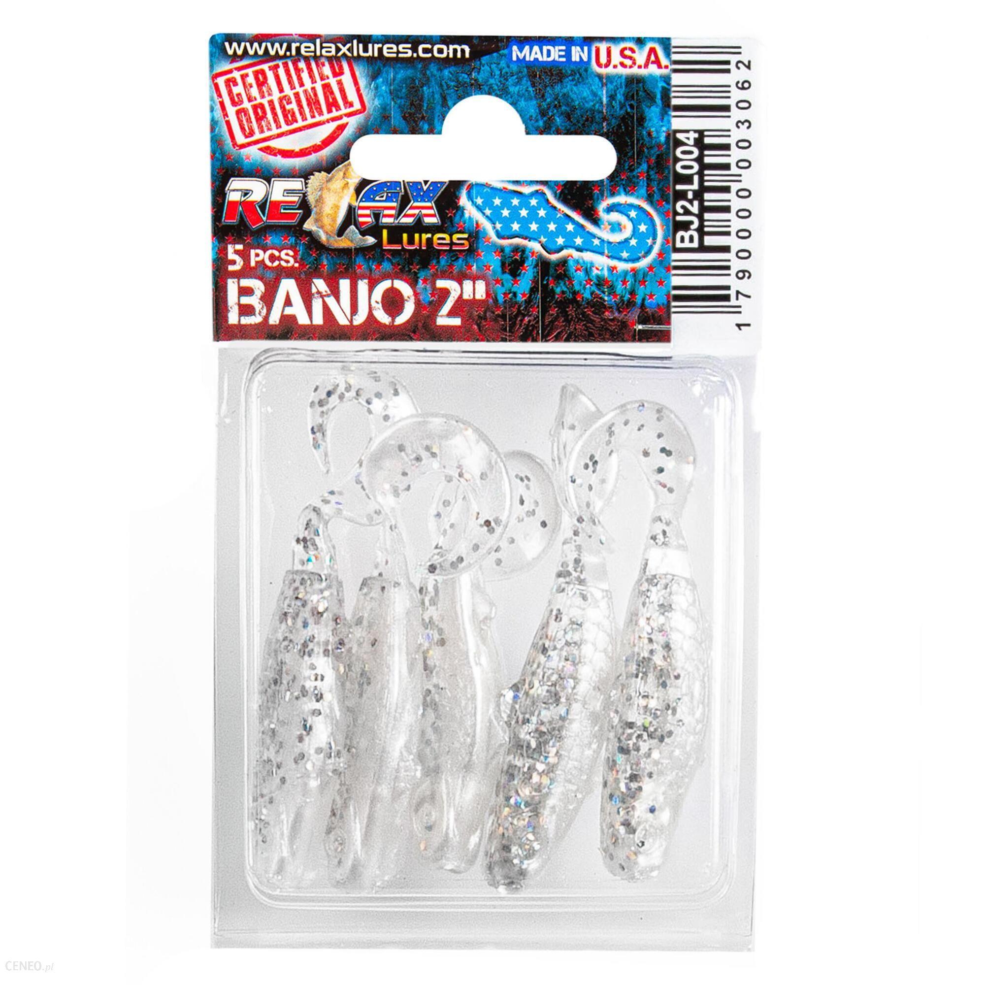 Relax Przynęta Gumowa Banjo 2 (1)