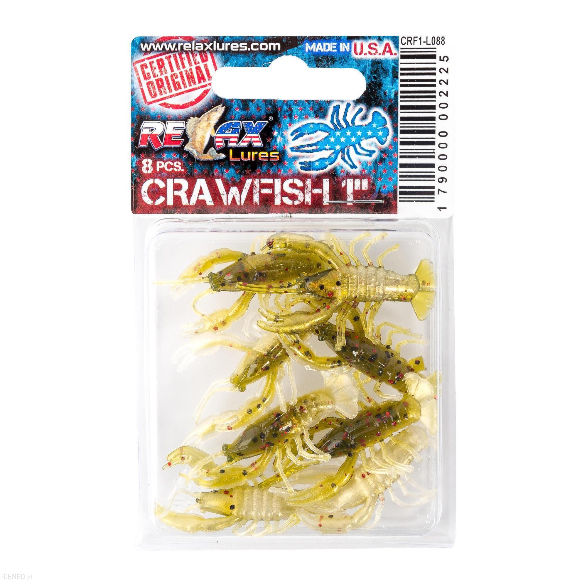 Relax Przynęta Gumowa Crawfish 1 (1)